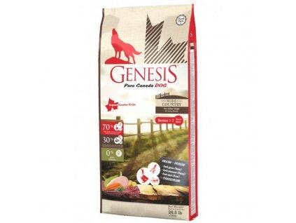 Genesis Pure Canada Wide Country Senior (Genesis Pure Canada Wide Country Senior 2,268 Kg -)