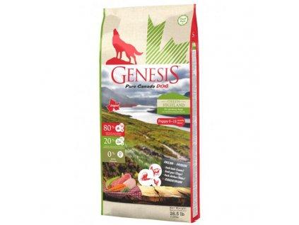 Genesis Pure Canada Green Highland Puppy (Genesis Pure Canada Green Highland Puppy 2,268 Kg -)