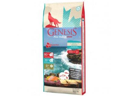 Genesis Pure Canada Blue Ocean Adult (Genesis Pure Canada Blue Ocean Adult 2,268 Kg -)