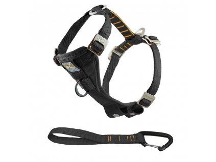 Kurgo Bezpecnostní postroj pro psa s autopásem, cerná (Kurgo Bezpecnostní postroj pro psa s autopásem, cerná, XS -)