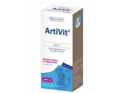 VITAR Veterinae ArtiVit Sirup (VITAR Veterinae ArtiVit Sirup 200ml -)
