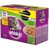 61998 whiskas kapsa casserole mix v zele vyber 12x85g