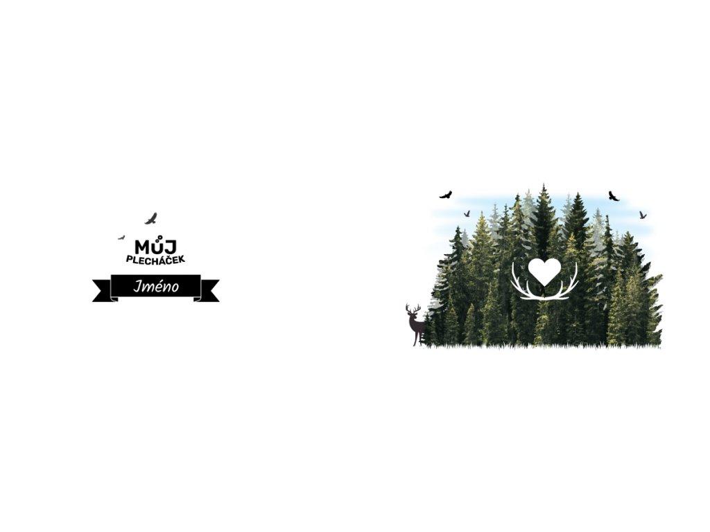 Miluju les se jménem