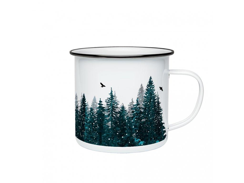 Do lesa Zima