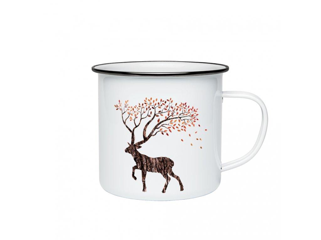 Podzimní jelen