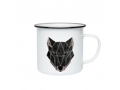 Vlk polygon srst
