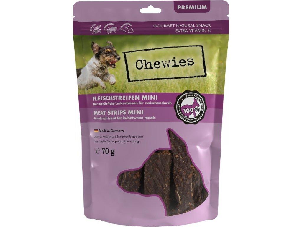 Chewies 100% klokaní maso Mini 70g