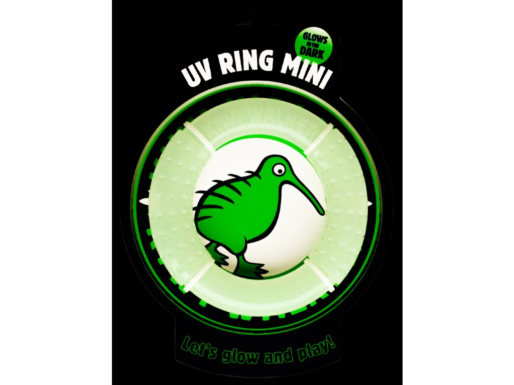 Kiwi Walker TPR Glow Ring Mini 13,5cm