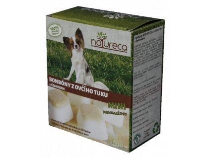 Bonbóny z ovčího tuku s česnekem Mini
