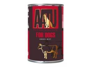 AATU Dog Beef n Buffalo konzerva 400g