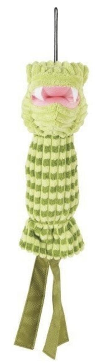 OLGA VELVET plyš zelená 45cm Zolux