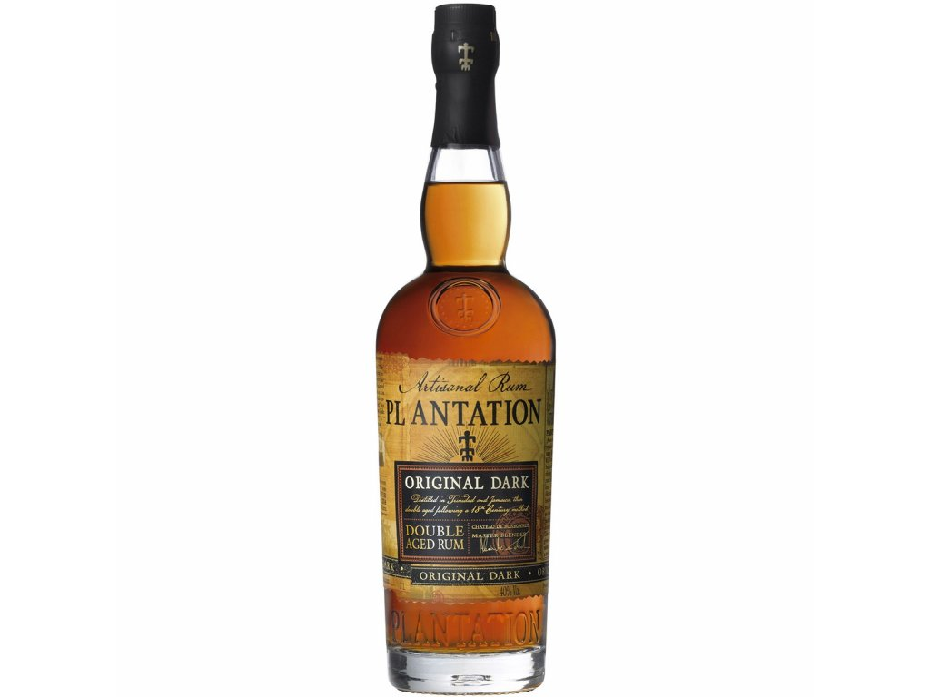 plantation original dark rum 1 l 40