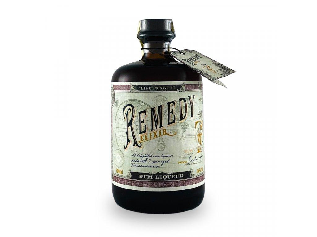 Remedy Elixir A