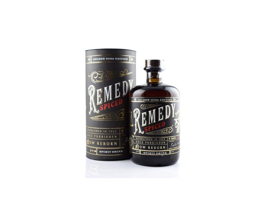 Remedy Spiced A
