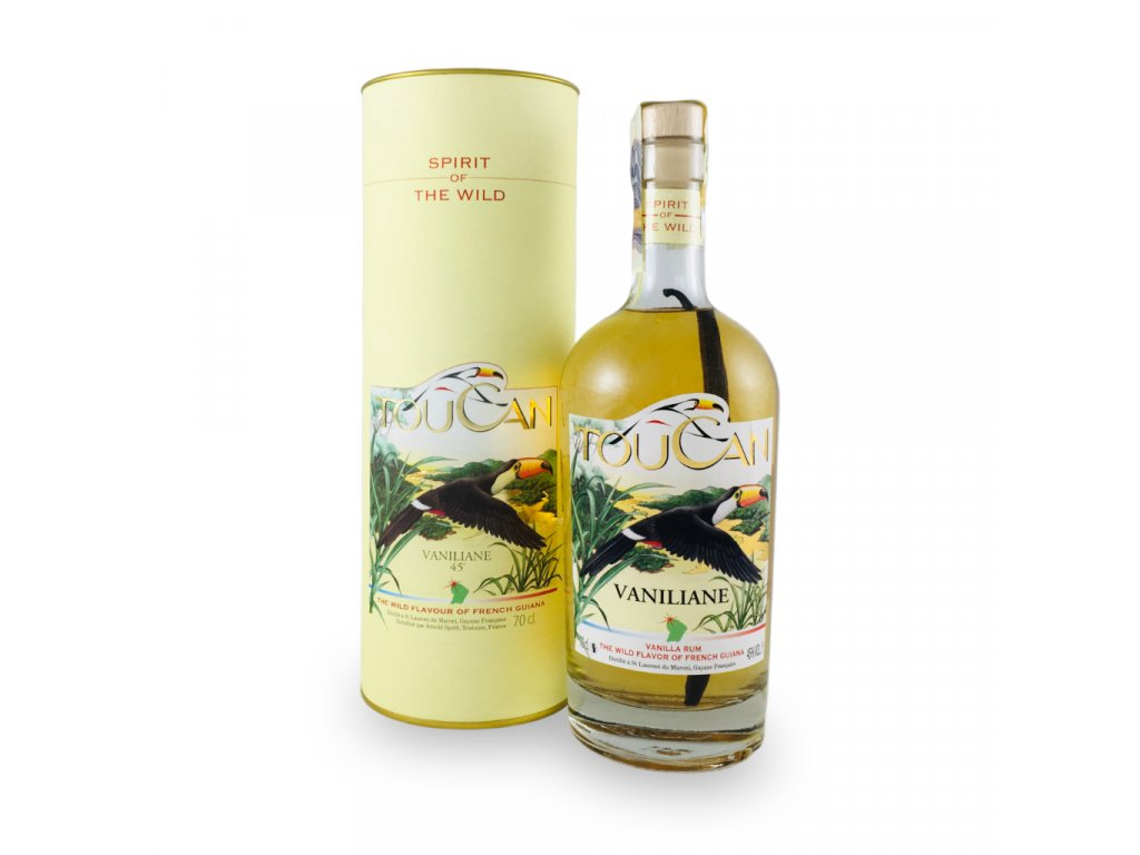Toucan vaniliane b