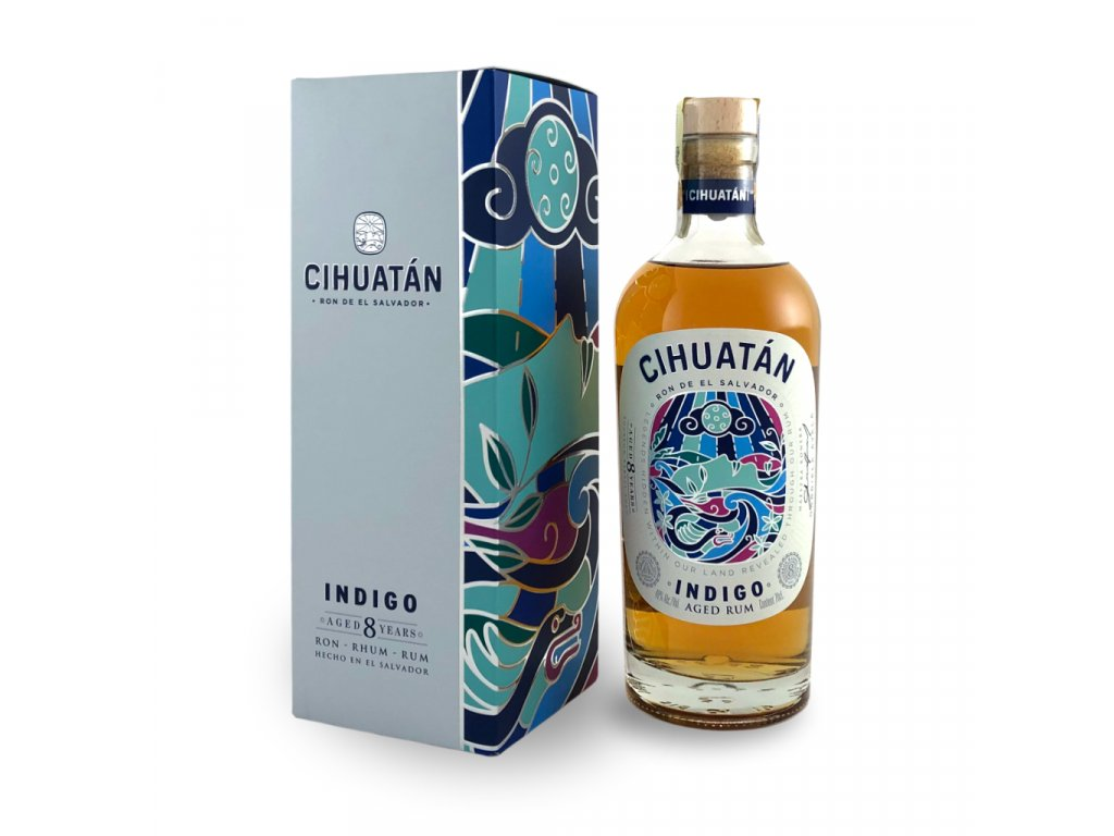 Cihuatan Indigo 8 C A