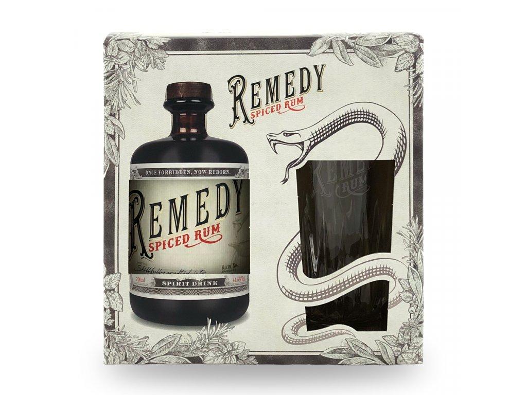 Box Remedy Spiced A
