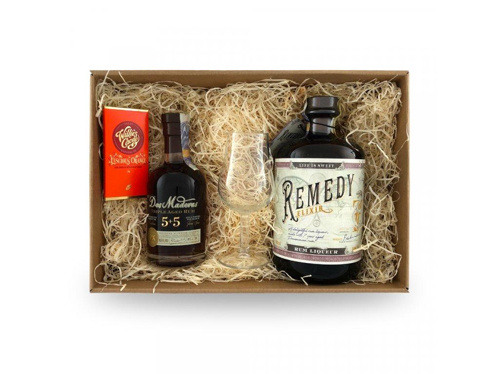 Remedy elixir Dos Maderas box A