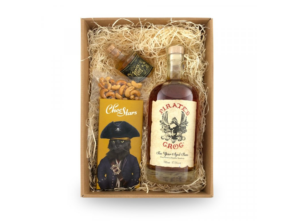 Pirates grog box A