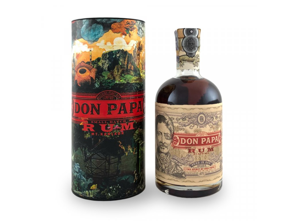 Don Papa mt Kanlaon A