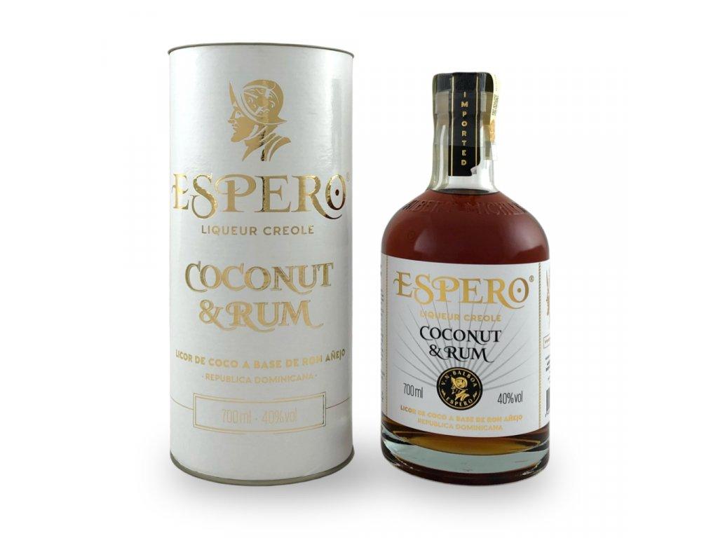 Espero coconut rum A