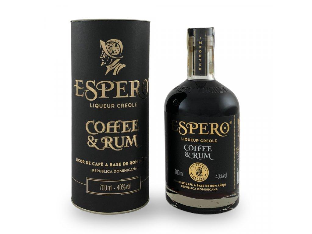 Espero coffee rum A