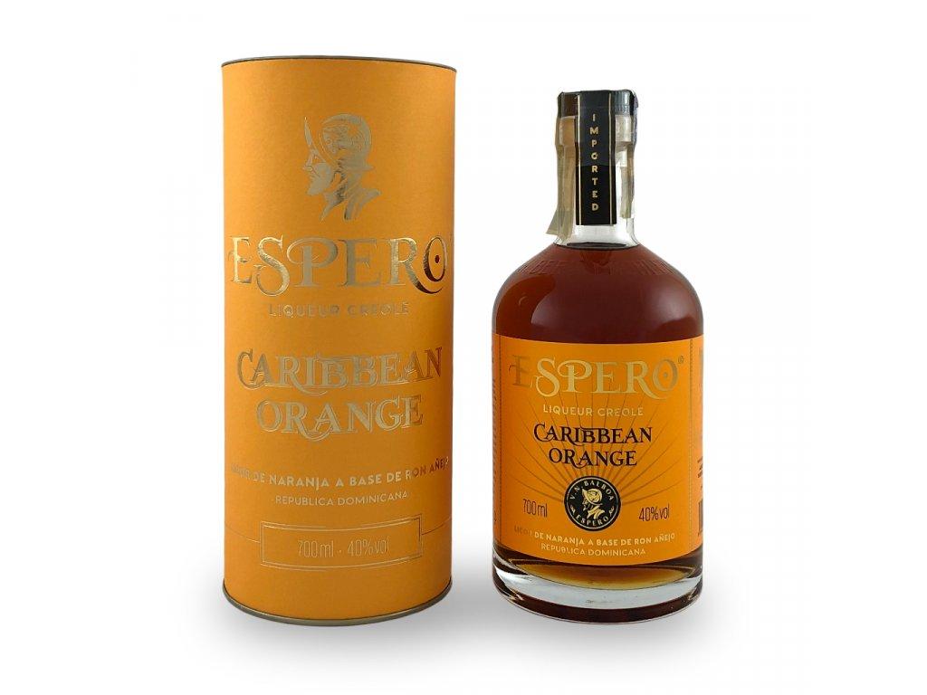 Espero orange rum A