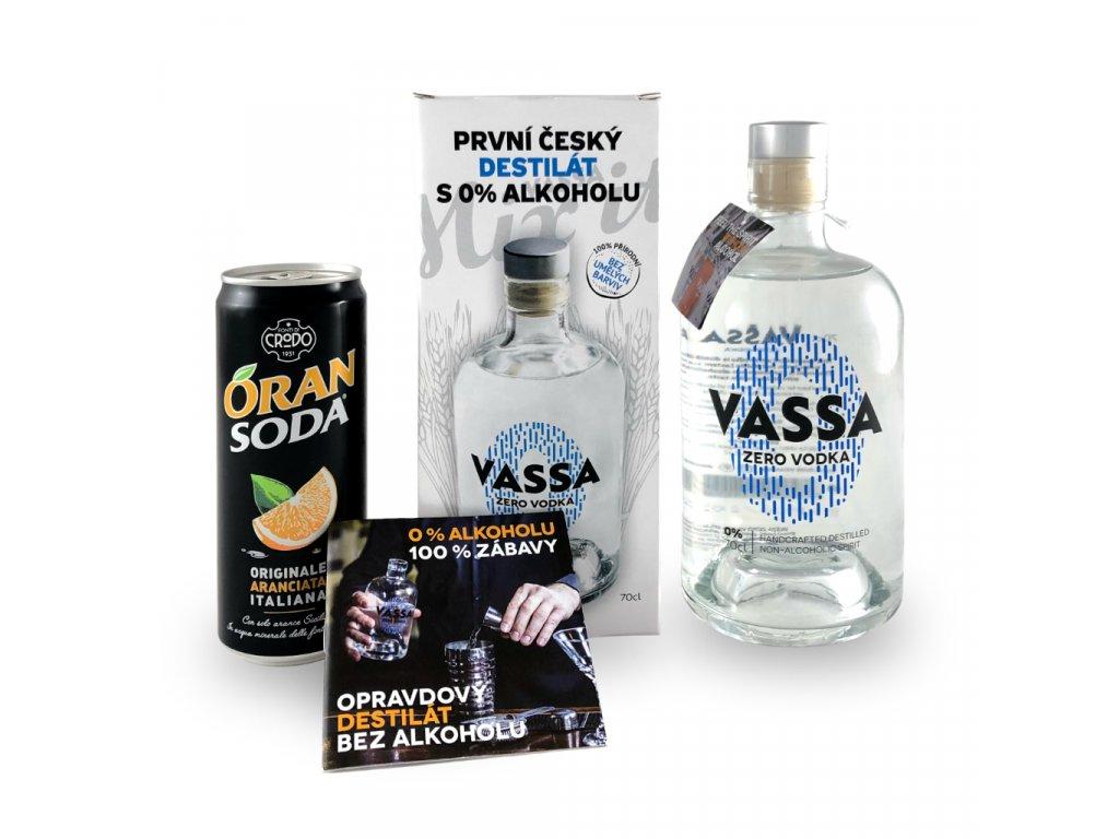 2 VASA vodka oran A