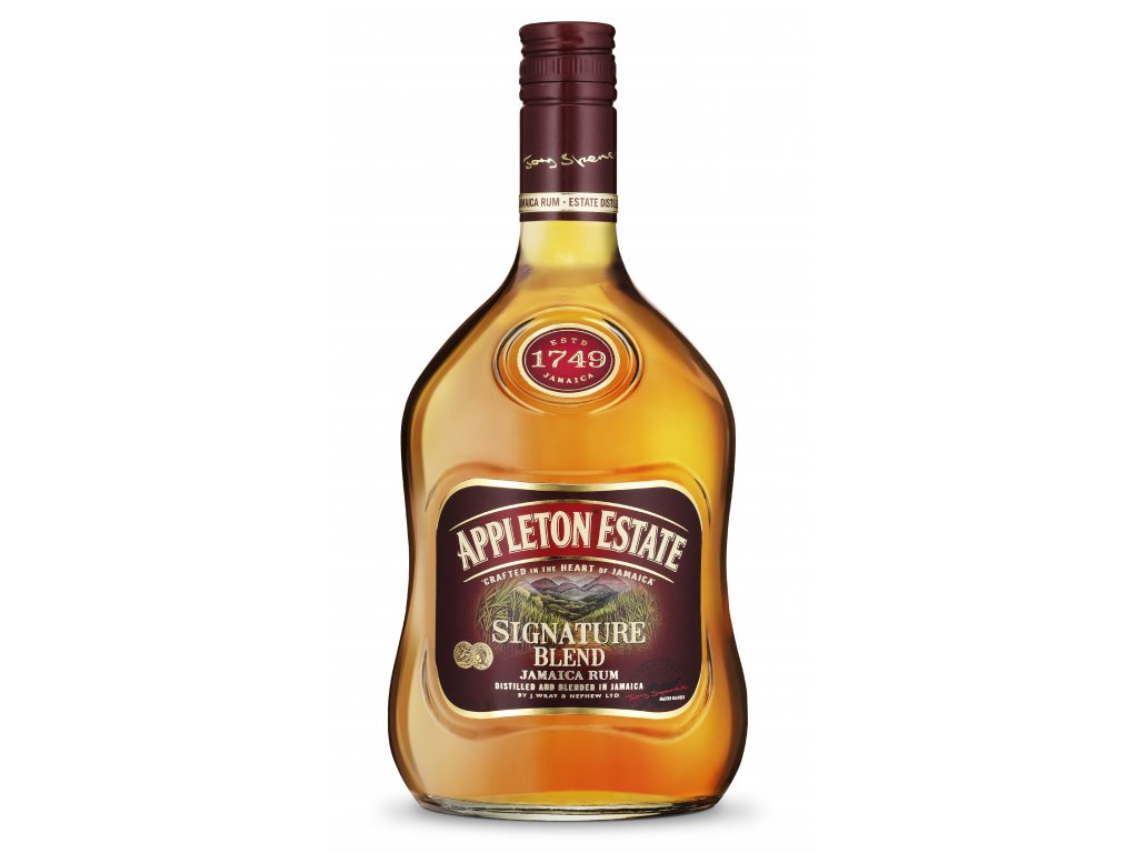 Appleton signatured blend A