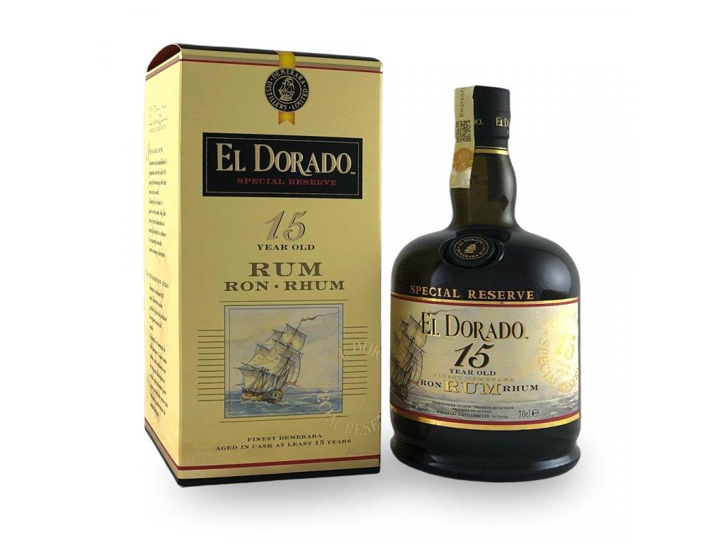 El Dorado 15 b