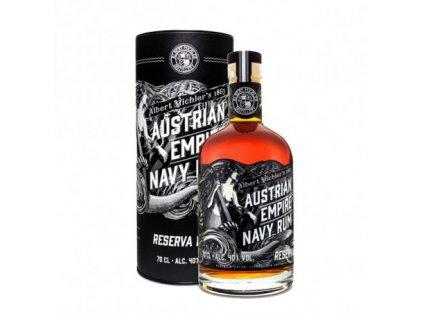 austrian empire navy rum reserva 1863 07 l