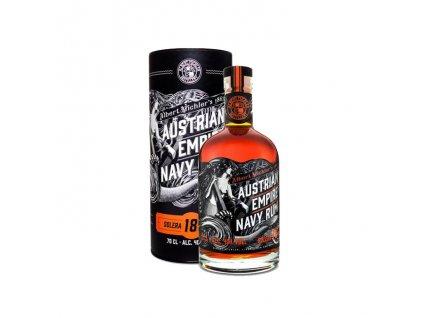 austrian rum reserva 18 yo 07 l