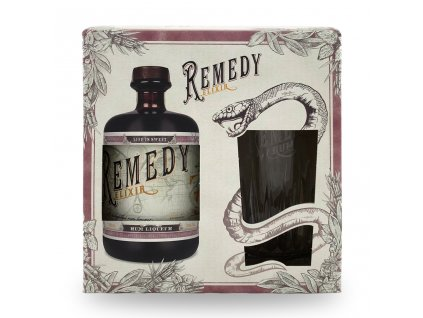 Box Remedy Elixir A
