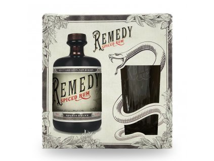 Box Remedy Spiced A