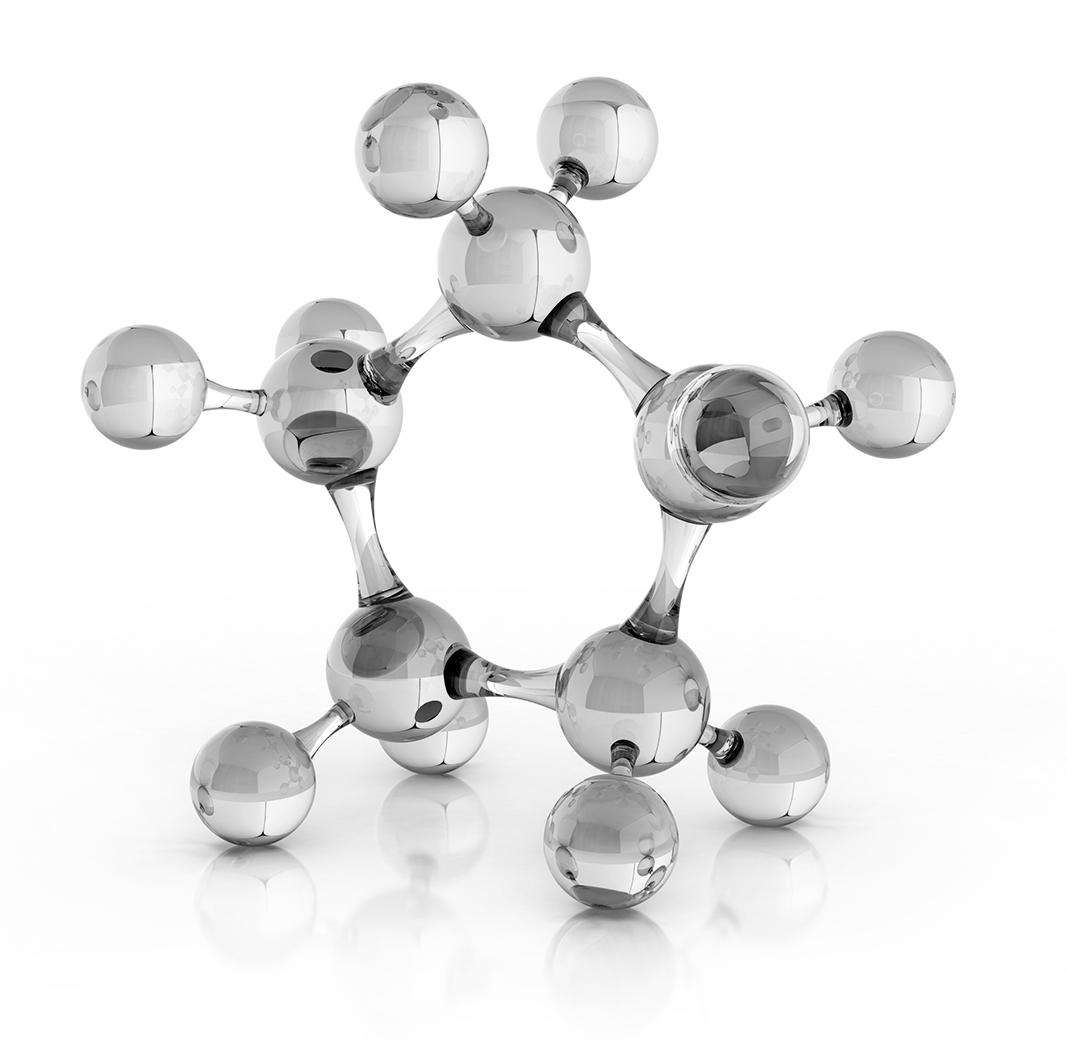 SAIN, síla vědy ve službách zdraví a krásy, peptide, molekula