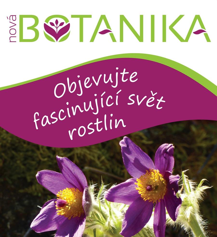 Chcete podpořit realizaci časopisu Nová Botanika?