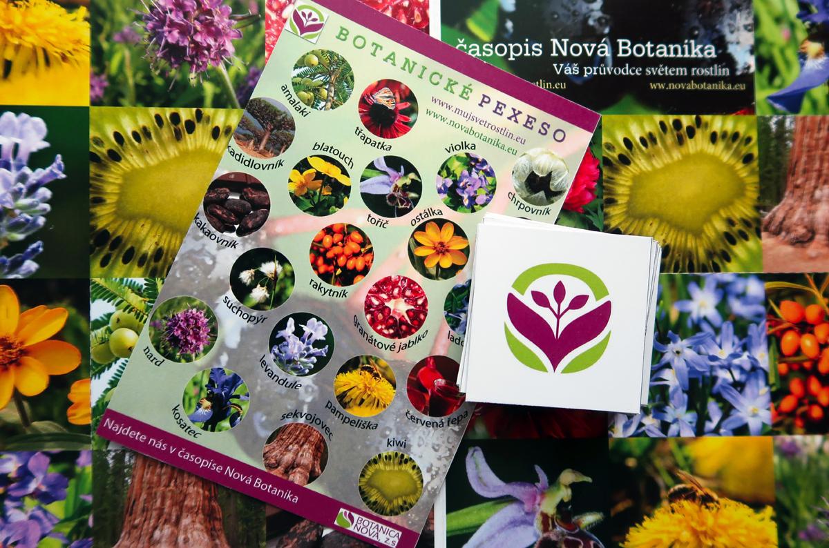Co najdete v botanickém pexesu?