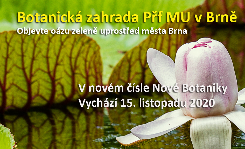 Botanická zahrada PřF MU v Brně