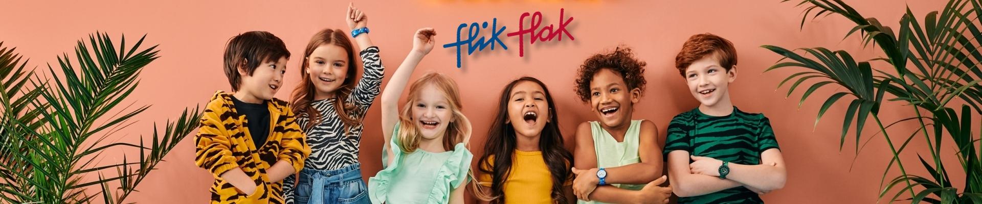 Flik Flak dětské hodinky