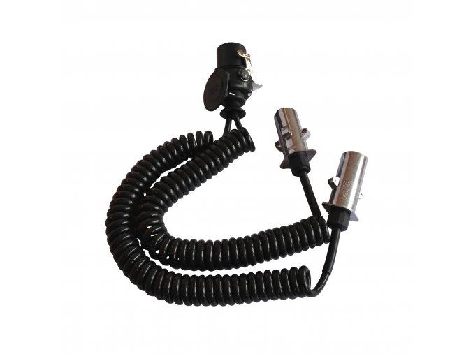 Propojovací kabel15ti polový /2x7p/ 4,5m