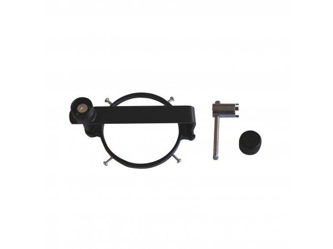 Bezpečnostní zámek zátky nádrže 80 mm 3zubý klíč