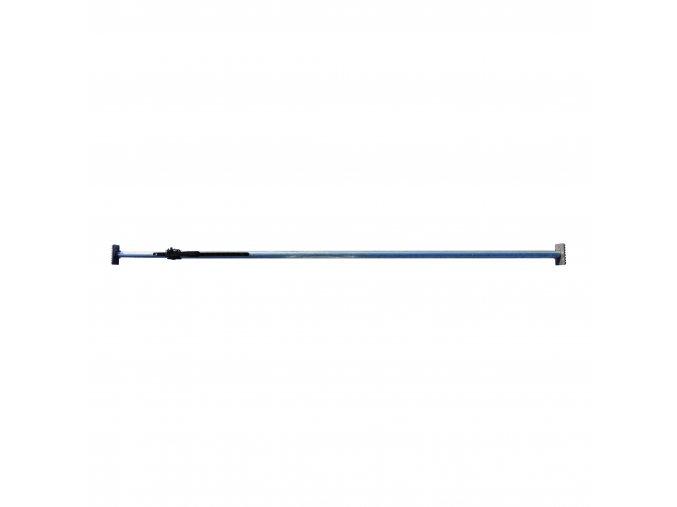 Rozpěrná tyč steel 2350-2720 mm patky/ráčna