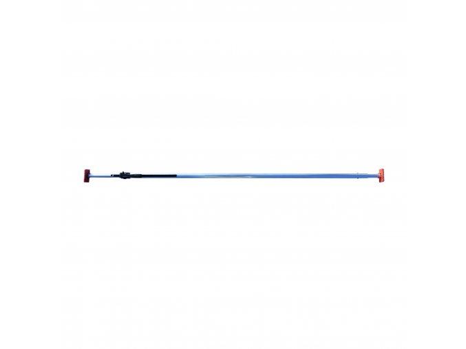 Rozpěrná tyč hliník 2350-2720 mm patky/ráčna