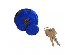 Uzávěr nádrže adblu zamykací daf/mb/man/ 39 mm