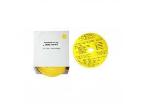 žluté kotoučky do tachografu