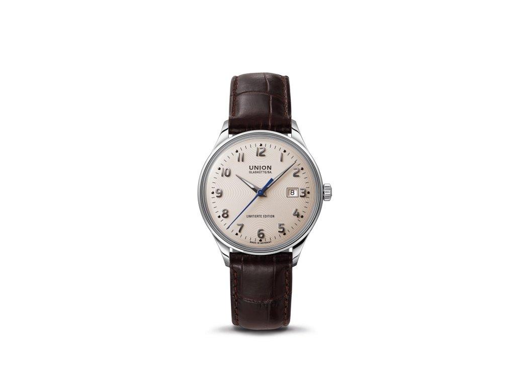 Union Glashütte hodinky D012.407.16.267.09