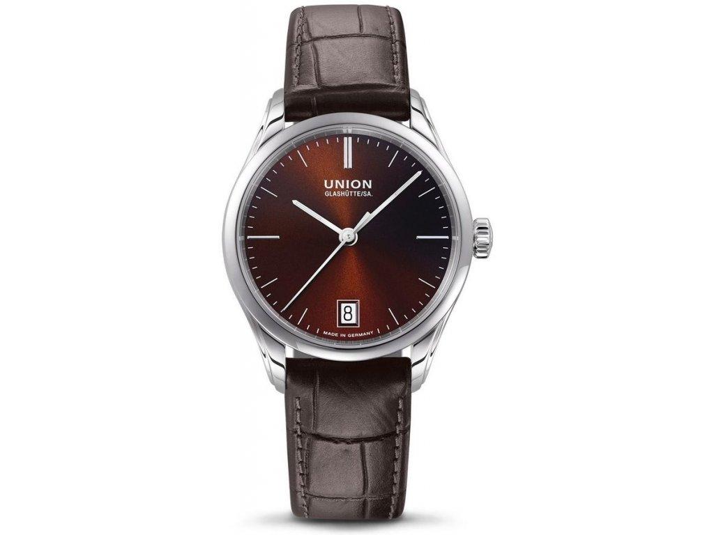 Union Glashütte hodinky D011.207.16.291.00
