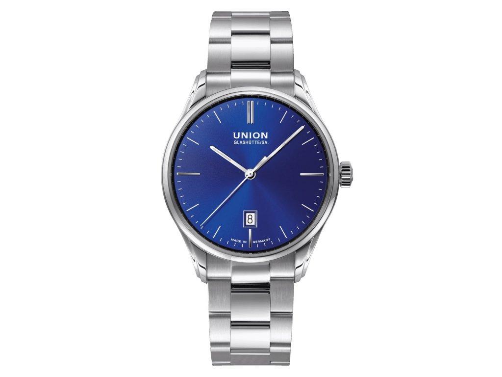 Union Glashütte hodinky D011.407.11.041.00