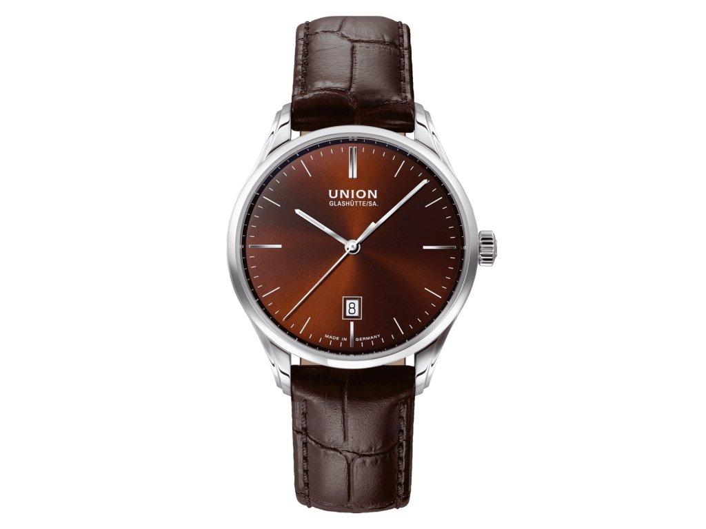 Union Glashütte hodinky D011.407.16.291.00