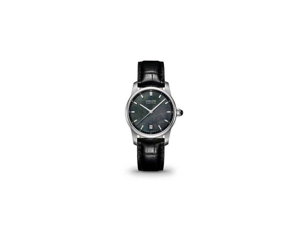 Union Glashütte hodinky D004.207.16.121.05